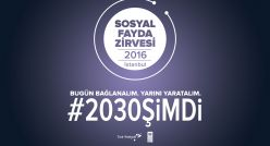 Sosyal Fayda Zirvesi İstanbul'da düzenlenecek