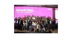 Smarties EMEA Bölgesel Ödülleri Türkiye'de sahibini bulacak