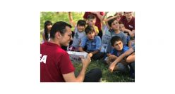 Nef Vakfı ve YGA çocukları bilimle buluşturuyor