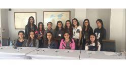 """Mercedes-Benz Türk, Sinop'taki """"yıldızlarını"""" ziyaret etti"""