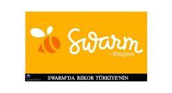 Türkiye SWARM'da rekor kırdı