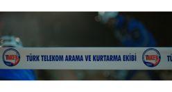 Türk Telekom Arama Kurtarma Ekibi'nden yeni bir reklam filmi