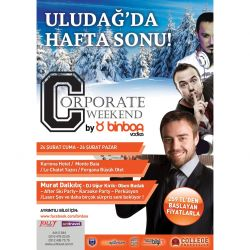 """Corporate Weekend'12"" başlıyor"