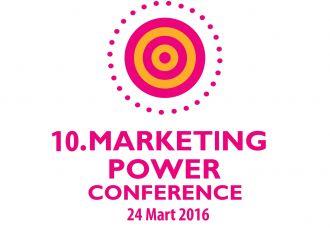 10. Marketing Power Conference'da pazarlama dünyası buluşacak
