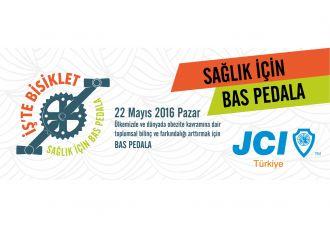 Uluslararası Genç Liderler ve Girişimciler Derneğinden İş'te bisiklet projesi