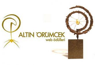 Altın Örümcek Web Ödülleri'ne başvurular devam ediyor