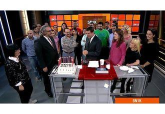 Cüneyt Özdemir yeni görevine başlıyor...