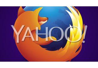 Firefox ile Yahoo işbirliği