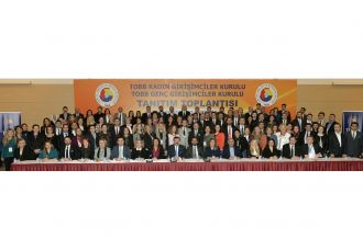 TOBB kadın ve genç girişimciler kurullarına yeni başkanlar