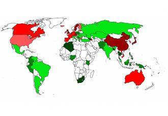 Türkiye dünyaya göre daha dindar