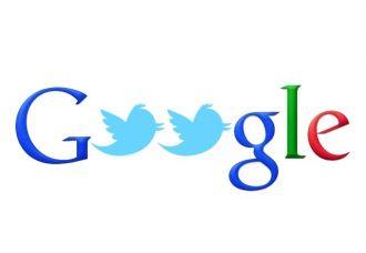 Tweetler artık Google arama sonuçlarında