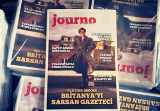 Gazeteciler Sendikası'ndan yeni dergi: Journo