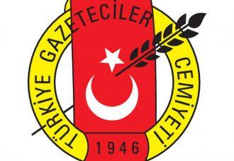 Türkiye Gazeteciler Cemiyeti yeni yönetimi görev dağılımını yaptı