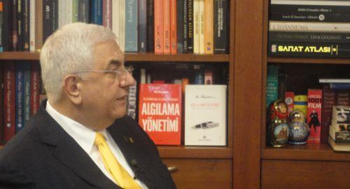 """Ali Saydam; """"Halkla ilişkiler bir ikna aracıdır"""""""