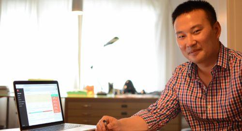 """Sean Yu; """"Finansal yönetim, artık yapılması gereken sıkıcı ve zaman alan bir operasyon olmaktan çıkacak"""""""