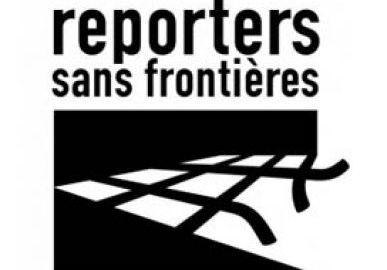 Uluslararası Sınır Tanımayan Gazeteciler Örgütü'nden açıklama...