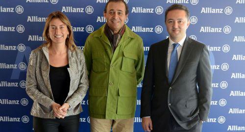 """Fatmanur Erdoğan; """"Allianz Türkiye olarak, yeni dönemde dışavurumcu şirket anlayışını sektöre kazandırıyoruz"""""""