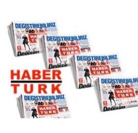 Habertürk Gazetesi Hafta Sonu Ekleri'ne yeni isim...