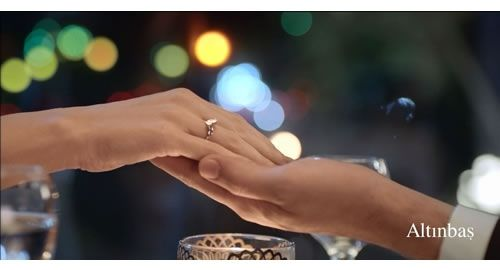 Altınbaş'tan Sevgililer Günü'ne Özel Reklam Filmi