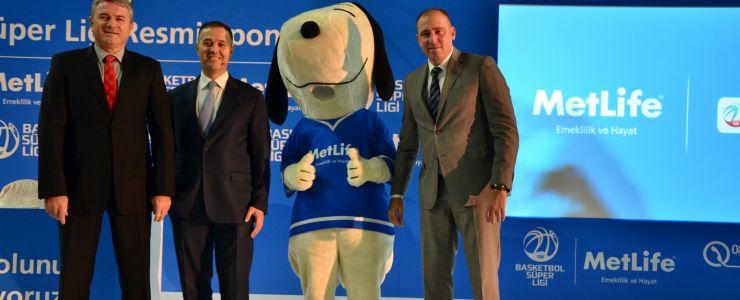 MetLife, Türk Basketbolu'nu geleceğe taşıyor