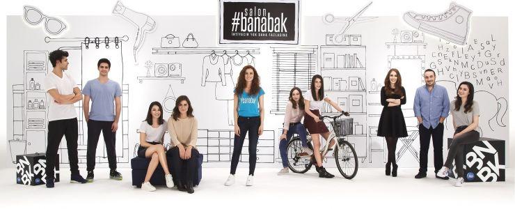 Gençlik hareketi #banabak'ın Youtube Kanalı Salon Banabak açıldı