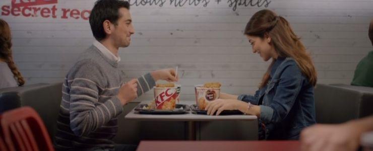 KFC'den Festival'e özel yeni reklam