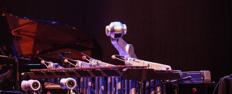 Vodafone Zirvesi'ne Shimon Robotları damga vurdu