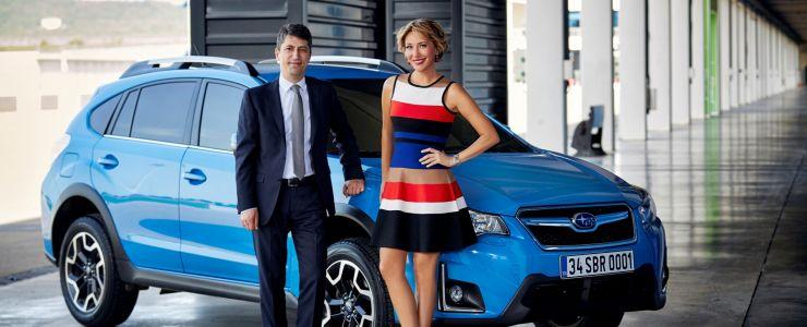 Gülse Birsel, Subaru reklamlarında
