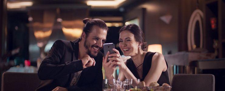 Vodafone'un yeni reklam yüzü; Mehmet Günsur
