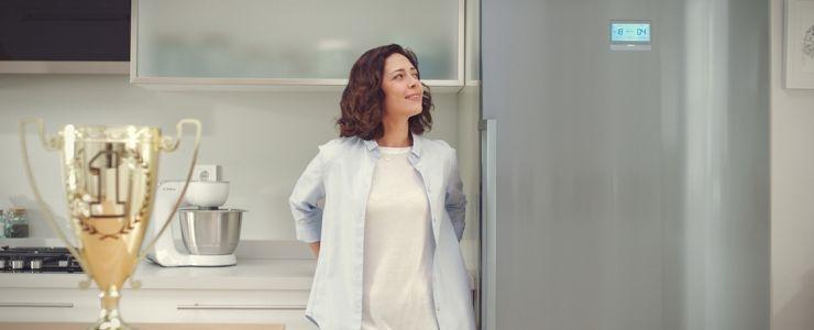Bosch XXL buzdolaplarının yeni reklam filmi yayında