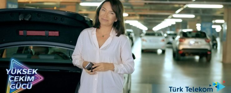 Türk Telekom'un yeni reklam filmi yayında