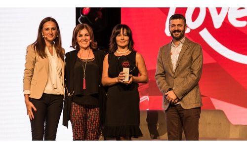 Arçelik'e Dokuzuncu Kez Lovemark Ödülü