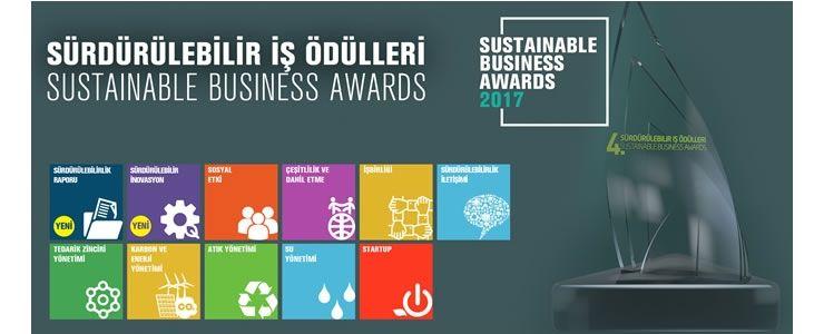 Sürdürülebilir İş Ödülleri için finalistler belli oldu