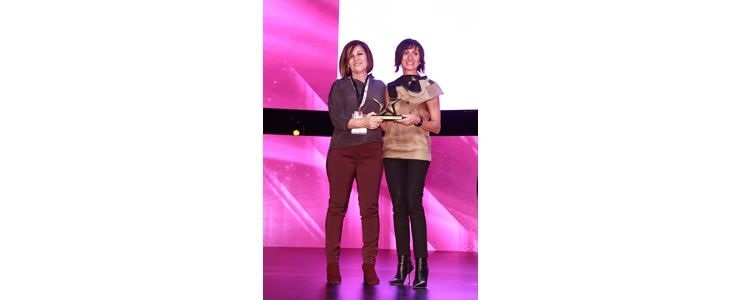 Ebru Özgüç, Türkiye'nin fark yaratan 8 kadınından biri oldu