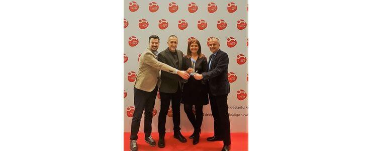 Design Turkey 2017 İyi Tasarım Ödülü Arzum'un oldu