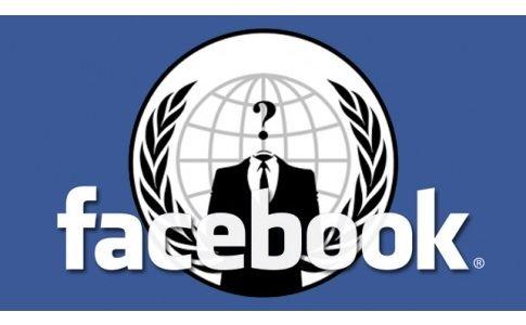 Anonymous Facebook'a saldıracak...