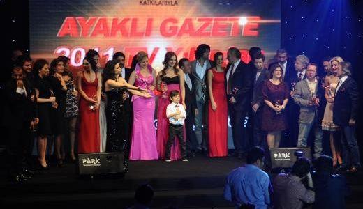 Ayaklı Gazete Ödülleri sahiplerini buldu...
