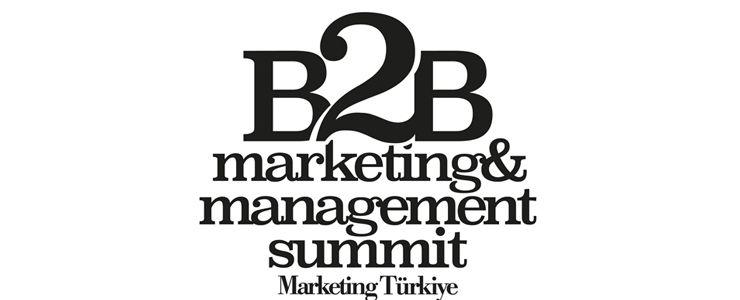 B2B Marketing & Management Summit 24 Kasım'da online olarak gerçekleştirilecek.