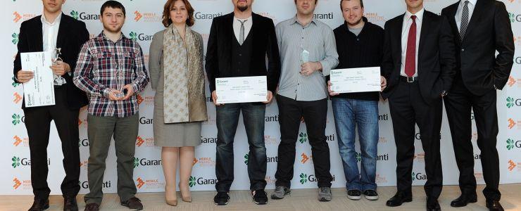 Yılın mobil girişimcileri, ödüllerine kavuştu
