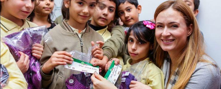 Ariel ve Migros 10 Bin Çocuğu 10 Bin Yepyeni Kıyafet İle Mutlu Etti 61