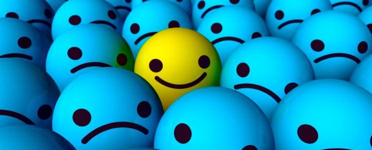 Dünya genel olarak mutlu ve umutlu