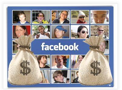 Facebook'ta iş imkanı!
