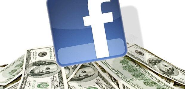 Facebook Avrupa'dan servet kazandı...
