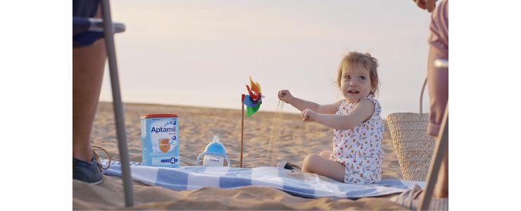 Aptamil Çocuk Devam Sütleri'nden Babalar Günü'ne Özel Duygusal Film