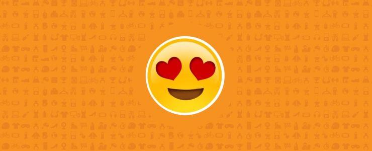 Hepsiburada.com'dan emojili Sevgililer Günü reklamları