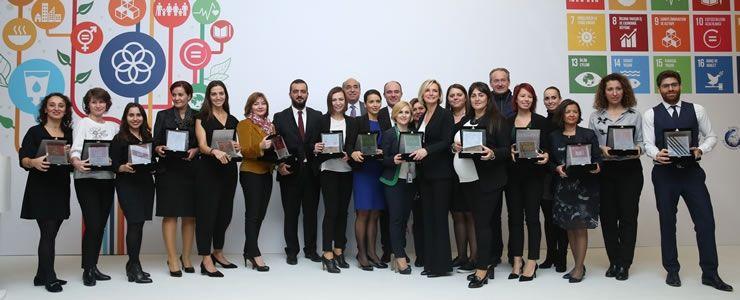 9. KSS Pazaryeri Ödülleri sahiplerini buldu