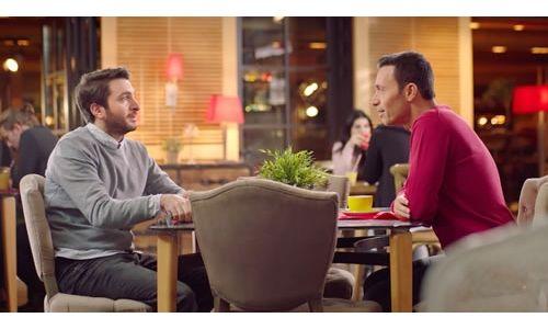 Mustafa Sandal Jestiniyap'ın Reklam Yüzü Oldu