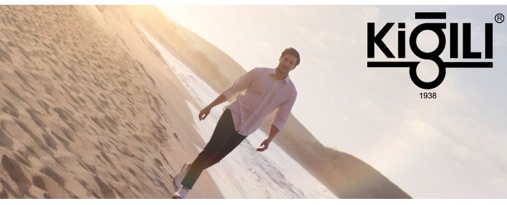 Kiğılı'dan yaz temposunu ekrana taşıyan reklam
