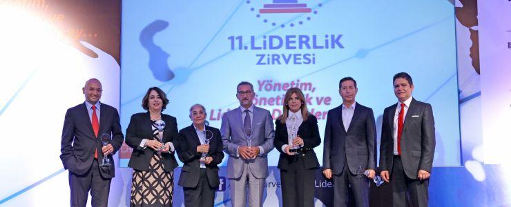 Liderlik Ödülleri Sahiplerini Buldu