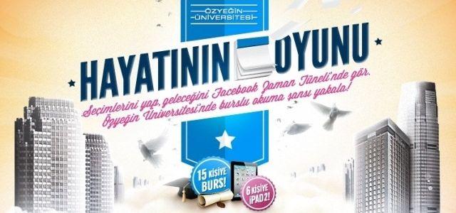 ÖzÜ Hayatının Oyunu Projesi'ne Eurobest'ten ödül